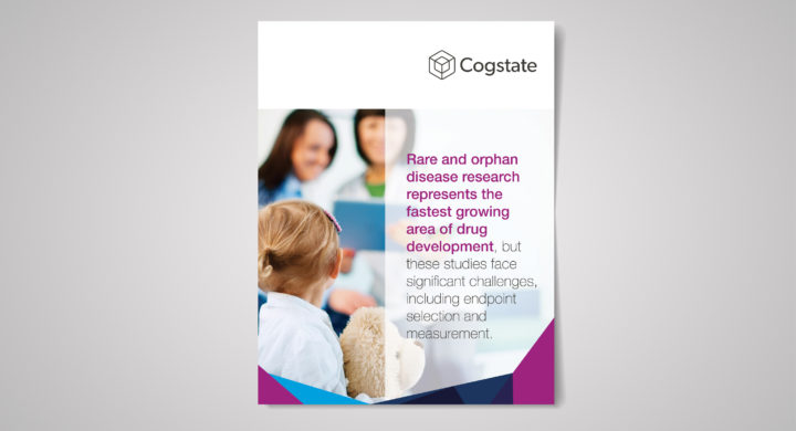 Rare and Orphan Disease Clinical Trial Solutions from Cogstate