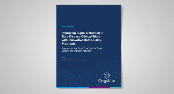 Improving Signal Detection in Rare Disease Clinical Trials with Innovative Data Quality Programs